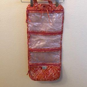Vera Bradley Tri-fold Make Up Bag, Sherbert